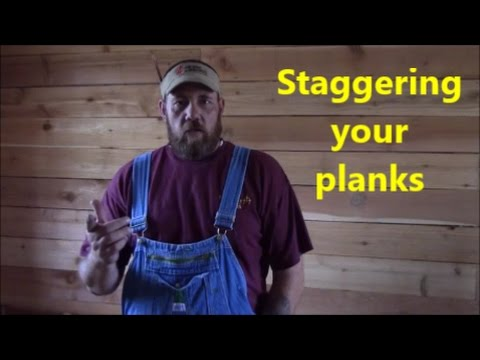 Staggering The Plank Walls Youtube