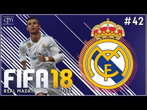 FIFA 18 Real Madrid Career Mode: FINAL Liga Champions Lawan AS Monaco #42 (Bahasa Indonesia)