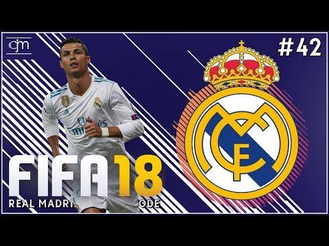 FIFA 18 Real Madrid Career Mode: FINAL Liga Champions Lawan AS Monaco #42 (Bahasa Indonesia)