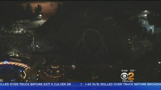 The power went out to some rides just after 8 p.m. jeff michael reports.