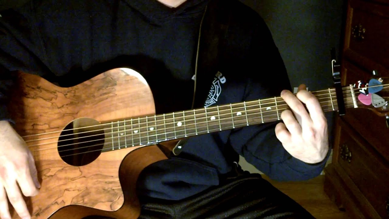 How To Play When We Stand Together By Nickelback On Guitar Youtube