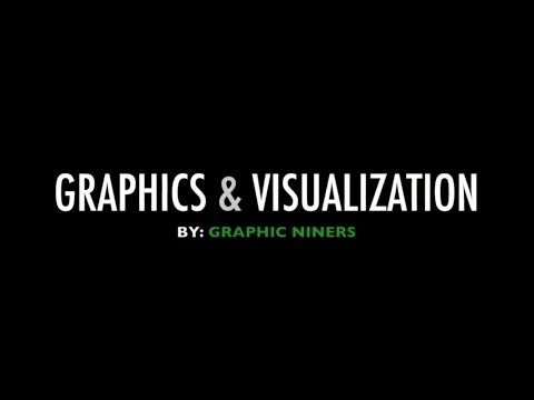 Tech Talk: Graphics & Visualization, By: Graphic Niners