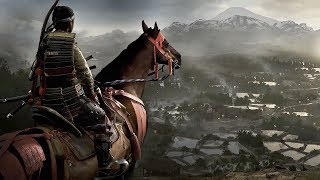 Ghost of Tsushima 2018 OPEN WORLD SAMURAI Gameplay, Story & Map Explained