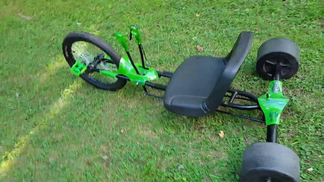Adult green machine