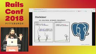 RailsConf 2018: Dropping Into B-Trees by David McDonald