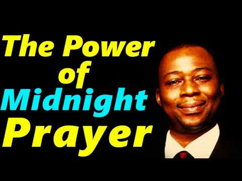 The Power of Midnight Prayer - Dr D K Olukoya