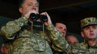 Шарий о 200 тысяч солдат, заявленных Порошенко