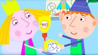 Ben und Hollys Kleines Königreich Deutsch Die königliche Teekanne | Cartoons für Kinder