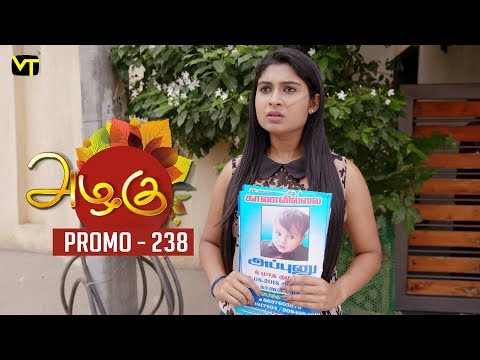 Azhagu Promo 30-08-2018 Sun Tv Serial Online