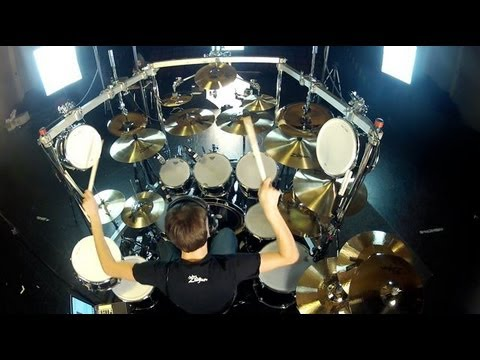 400th video the mega kit drum solosjams youtube