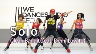 Solo - Clean Bandit feat. Demi Lovato / Easy Dance Fitness Choreography / ZIN™ / Wook's Zumba® Story