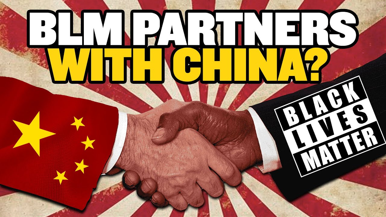 BLM Partnered With Pro-Communist China Group? | Wait, Is That True?!