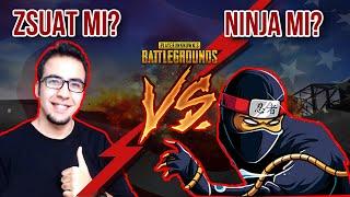 zSuat (Teneke Kafalar) VS Erasable Ninja - Sizce En İyisi Hangisi ?