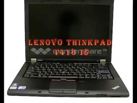 Lenovo ThinkPad T410 i5 Review