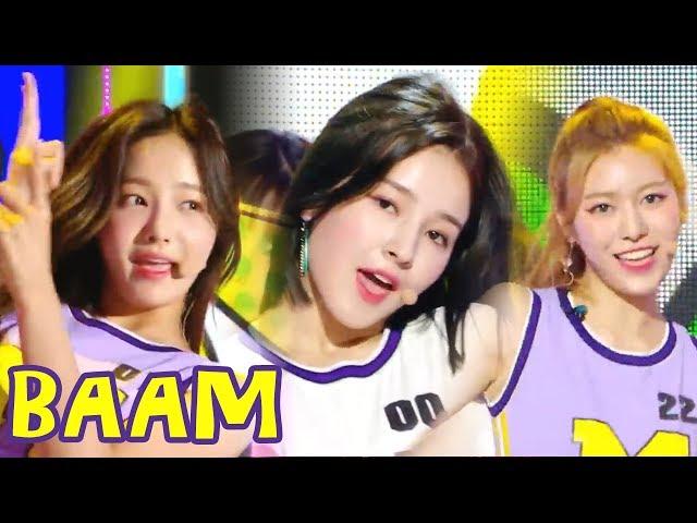 [HOT][쇼 음악중심] MOMOLAND - BAAM, 모모랜드 - BAAM  Show Music core 20180714