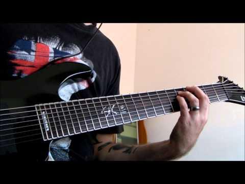 Deftones - Goon Squad, 8 String Guitar Cover