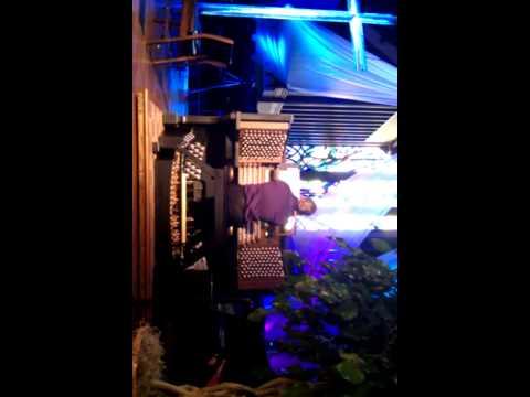 Easter organ at Menlo Park Pres. So moving