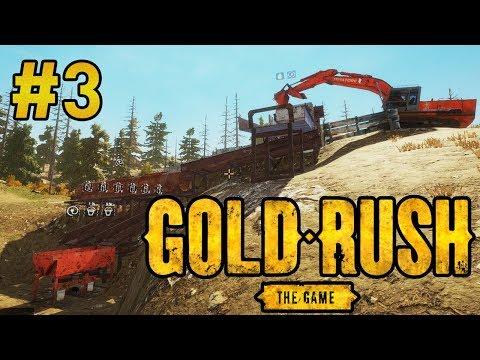 Gold Rush #3 - Pořádný mašiny 💰 (Zlatá horečka)