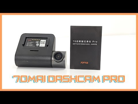 70 Mai Dash Cam Pro - Best Budget Dash Cam