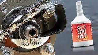 Red Line 40WT Race Oil 15W40 Jak skutecznie olej chroni silnik?