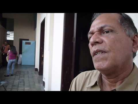 #ElYoUltroso La mala situación de la Banda Municipal de Valera. Entrevistado: Alirio Maldonado.
