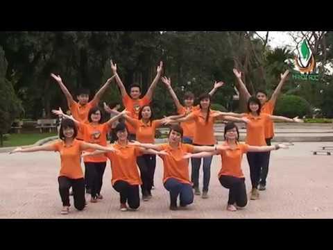 Tách nhịp + nhảy Dân vũ: Trống cơm - Hanoi ADC
