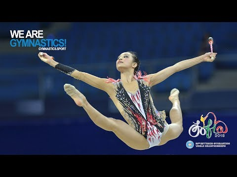 rhythmic gymnastics world championships individual apparatus final