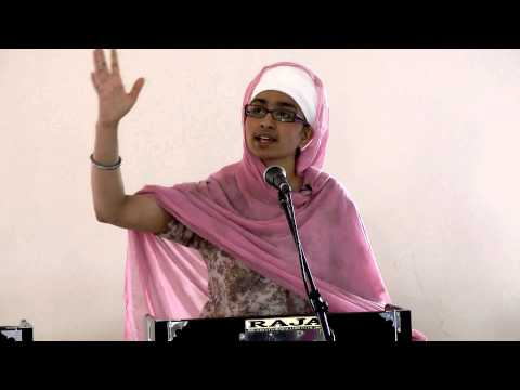 Bibi Sharanjit Kaur Ji (Basics of Sikhi)