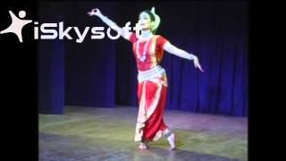 Odissi Dance   Mahakali Stutee By Sarita Mishra