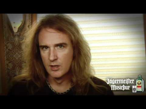 Megadeth - Backstage with David Ellefson on the Jägermeister Music Tour Thumbnail image