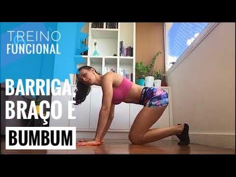 9 exercícios com uma flanela para tonificar braço, bumbum , perna e barriga