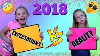Baixar EXPECTATIONS vs REALITY of New Year's Resolutions!!!