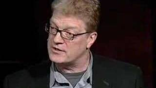 TED in Half | Ken Robinson - Creativity in Education