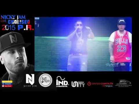 "Tumba la casa Remix  - De La Ghetto, NJ, Alexio, DY, Arcangel ""Dimelo Papi""  The Concert | 2015"