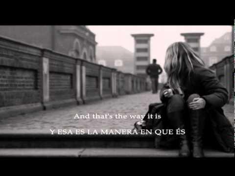 Celine Dion - That´s the way it is (subtitulos en español)