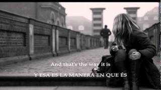 Celine Dion - That´s the way it is (subtitulos en español)