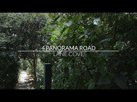 4 Panorama Road, Lane Cove