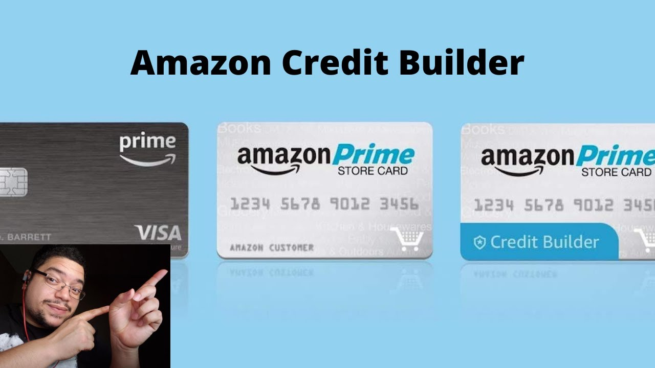 Synchrony Bank Amazon Credit Builder