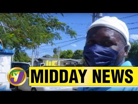 Jamaica's Covid-19 Cases Surpasses 23,000   TVJ News