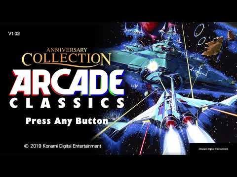 Arcade Classics Anniversary Collection |