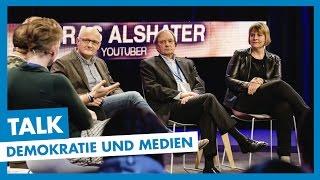 Baixar Talk | Demokratie und Medien | Medienforum 2016