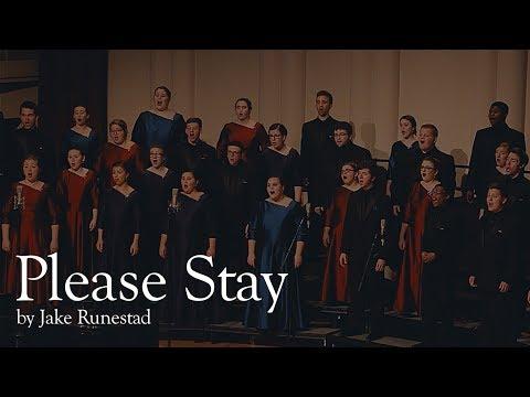 Please Stay - Jake Runestad