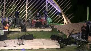 Ligro Trio - Lonely Planet @ Jazz Gunung 2014 [HD]