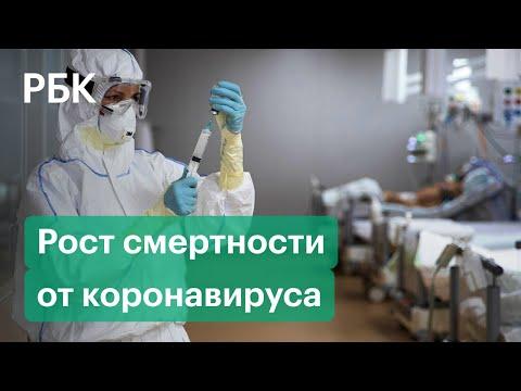 Коронавирус: ВОЗ предсказала рост смертности в Европе, Москва готова к любым сценариям