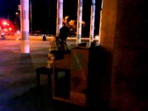"""El Camino Real,"" Street Pianos San Jose, HP Pavil..."