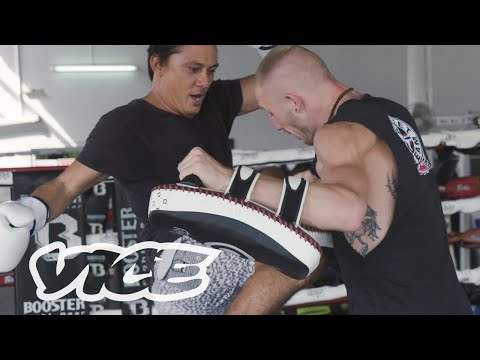 We Visit Thailand's Muscle Bound Mecca of Fighting