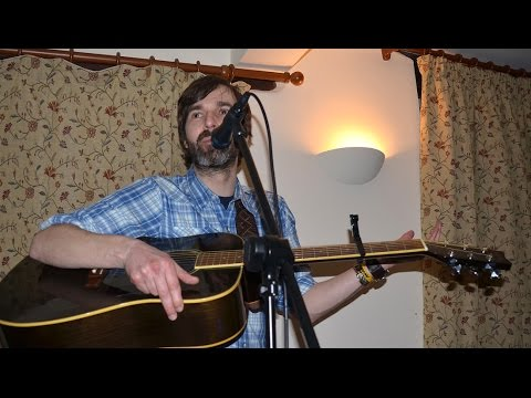 Mark Morriss from the Bluetones performing
