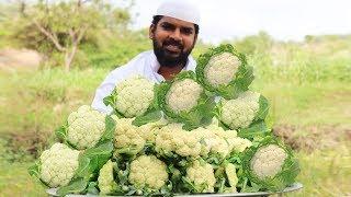Cauliflower Curry for kids ||Gobi Tomato Curry || Nawabs kitchen