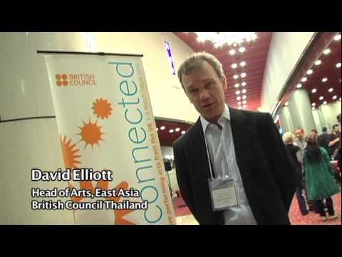 Interview with David Elliott
