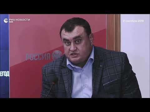 Аргументы недели Крым: Пресс-конференция крымских самбистов